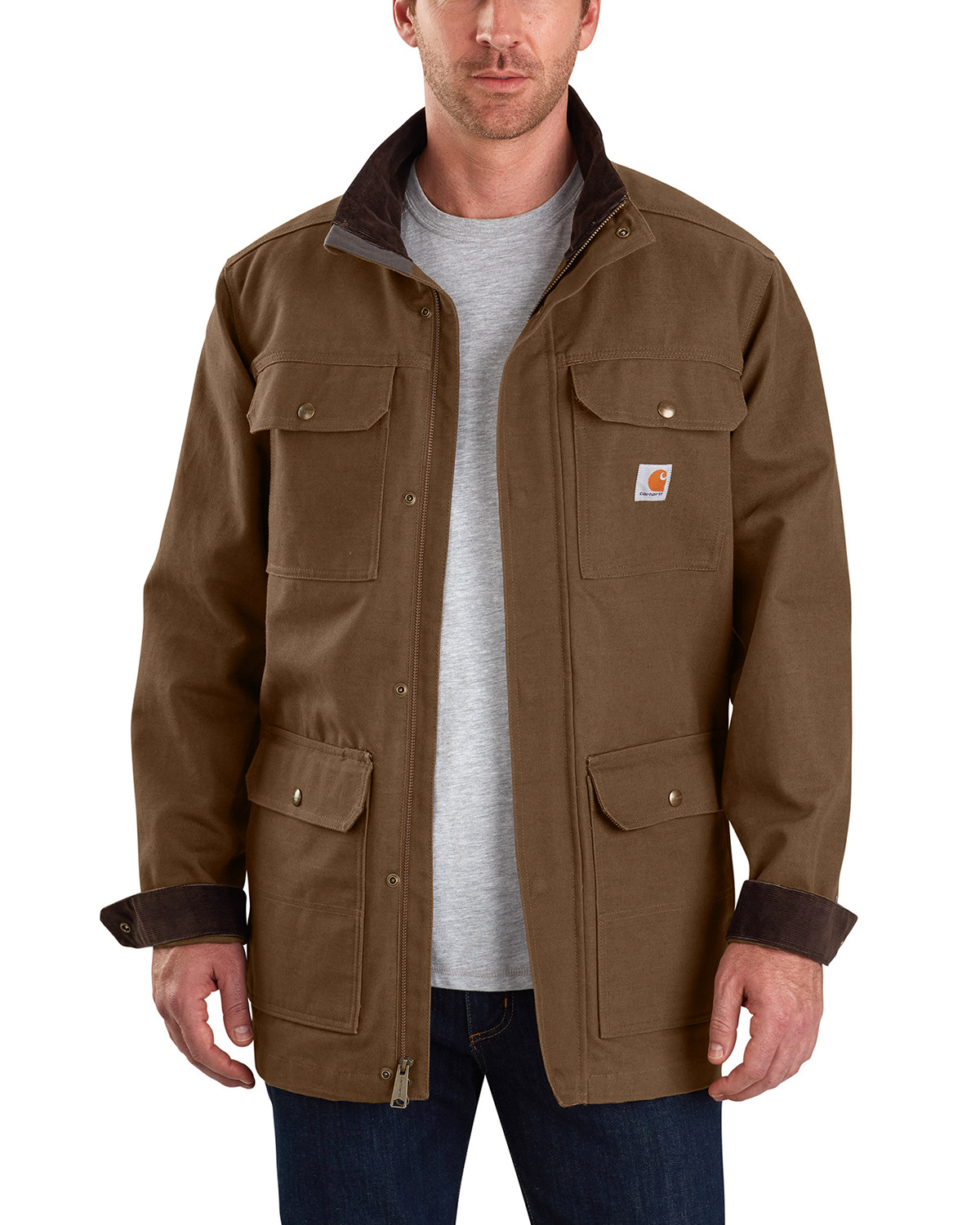 carhartt men's coats & jackets