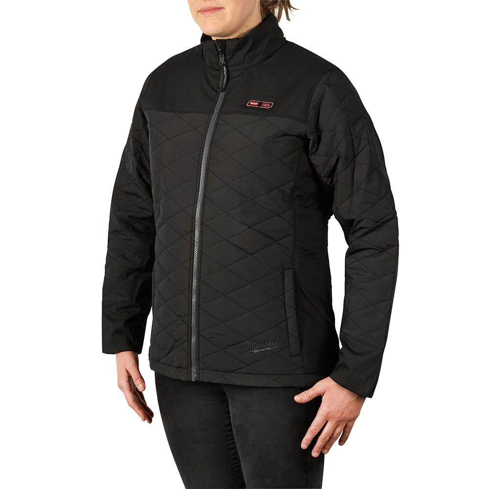 heated coats for women