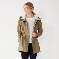 kohls womens coats