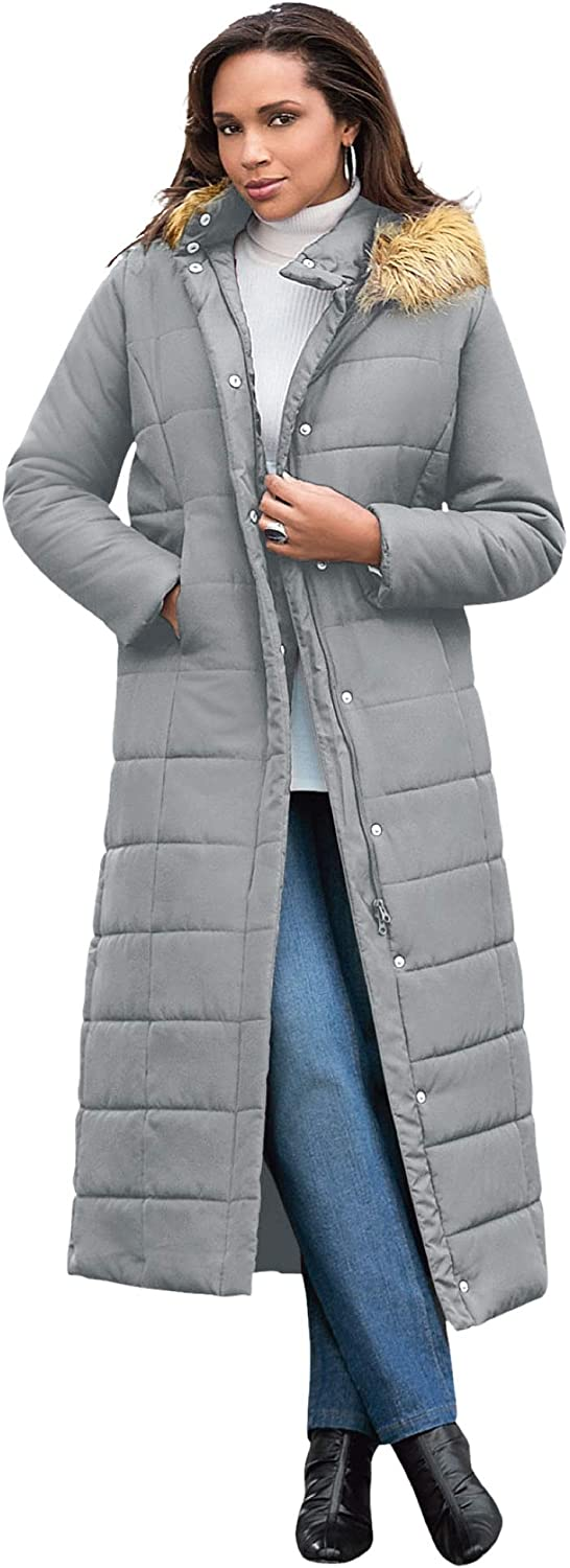 women's full length winter coats