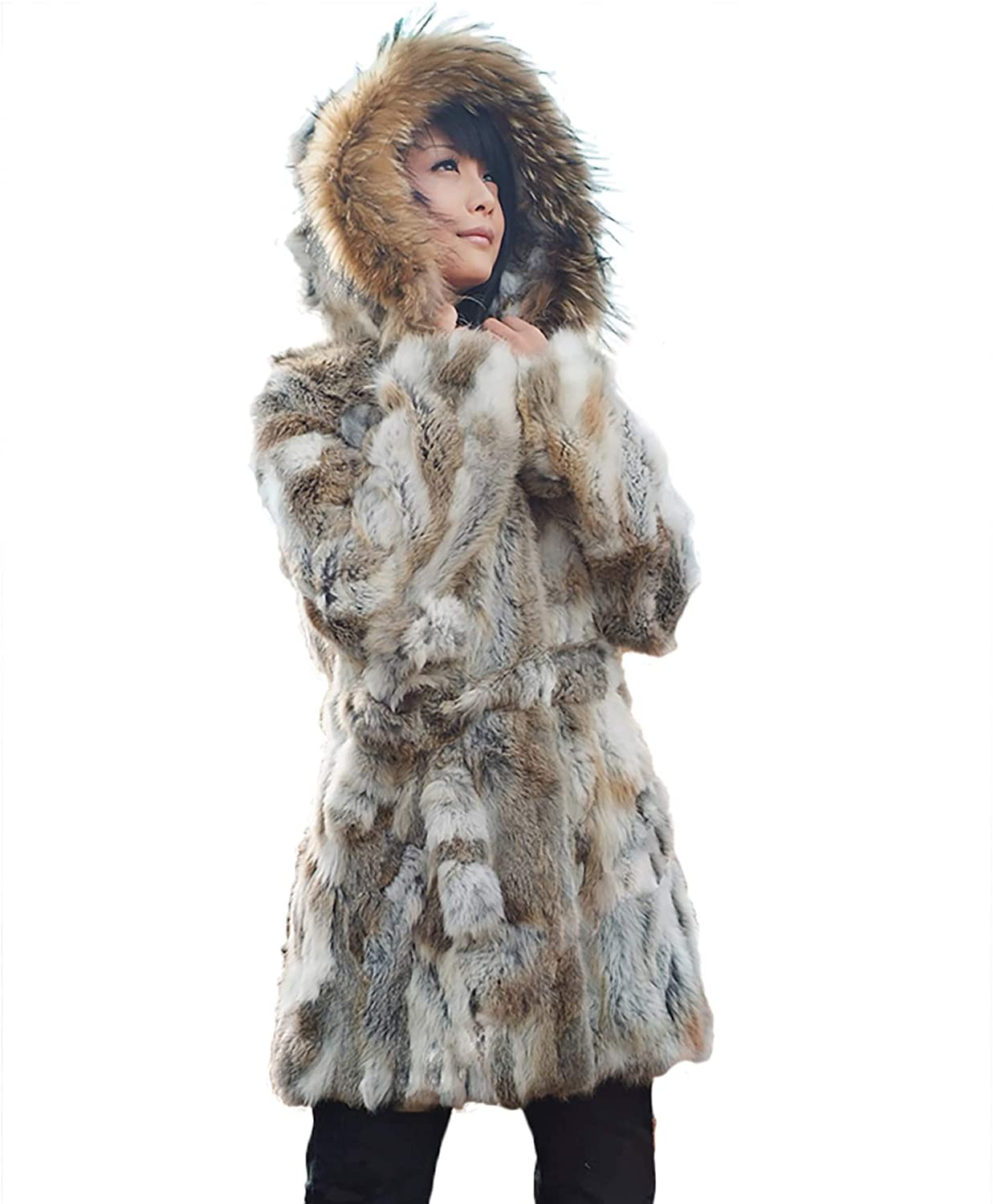 women's genuine fur coats & jackets